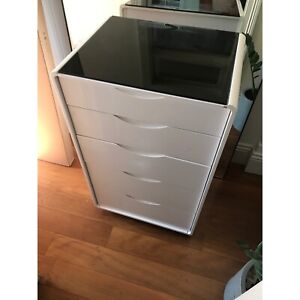 Chest of 6 drawers, pick up in bronte d45x26xh100cm