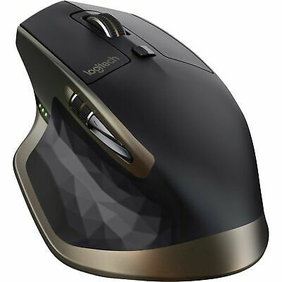 Logitech MX Master 910-005527 Wireless Mouse High-Precision Sensor 3 Devices - M