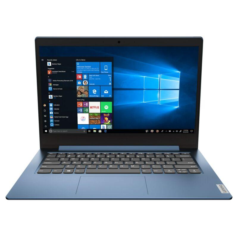 """Lenovo IdeaPad 1 Laptop, 14.0""""  220 nits, Athlon Silver 3050e"""