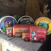 Arnotts Biscuits Tins. Dulwich Hill Marrickville Area Preview