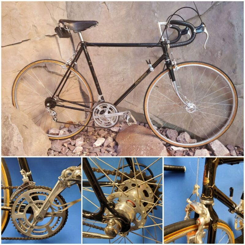 Raleigh Carlton Competition 1973 - ALL ORIGINAL