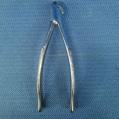 Patterson Dental Stainless Steel Extraction Forceps
