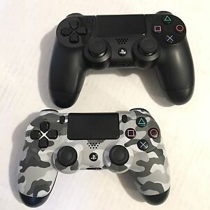 PlayStation 4, PS4 controller