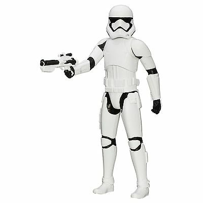 First Order Stormtrooper Star Wars The Force Awakens 12-inch Action Figure NEW