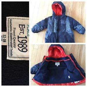 Winter jacket 12-18mo