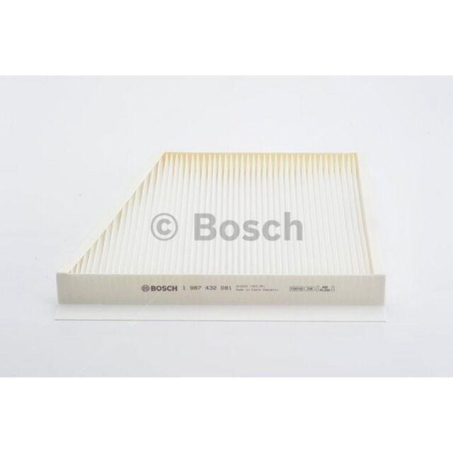 BOSCH Cabin Filter 1987432081 - Single