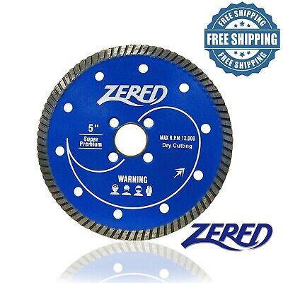 5 Premium Zered Blue Diamond Granite Blade For Cyclone Quality.
