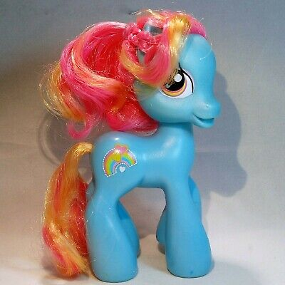 My Little Pony G3.5 - Mom Dash - 2009 Shopping Day Rainbow Dash's Mom