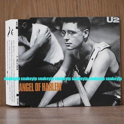 "U2 Angel Of Harlem 1998 Japan 1 Press Picture Edition 5"" MAXI Single CD/EP"