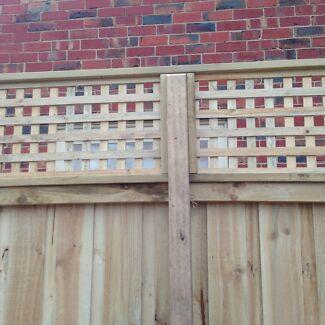 New fences of repairs $90plm