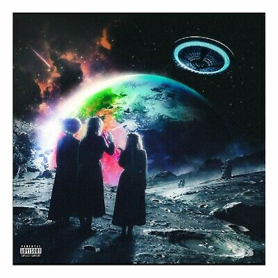 Lil Uzi Vert Eternal Atake New Album Cover Poster