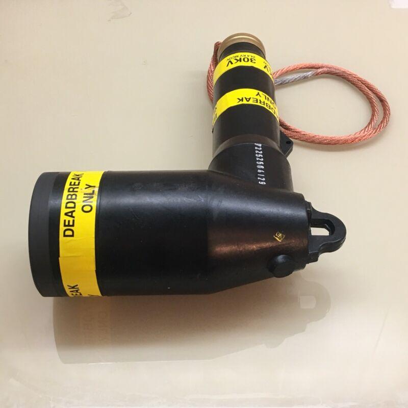 cooper power surge elbow arrester 30KV