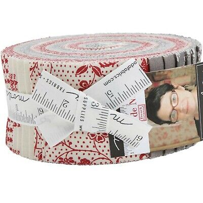 French Costume For Kids (Fleur de Noel Jelly Roll by French General for Moda)