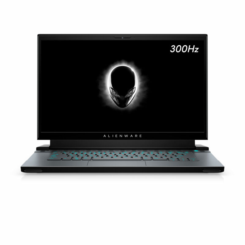 Alienware-M15-R3-Laptop-15.6-300Hz-Intel-i7-NVIDIA-RTX-2070-SUPER-512GB-SSD