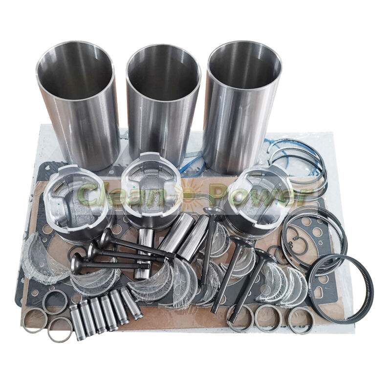 Overhaul Rebuild Kit for Triton 39005 Generator set Mitsubishi S3L2 Engine