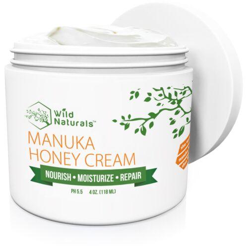 Wild Naturals Manuka Honey Healing Moisturizer Cream   Eczem