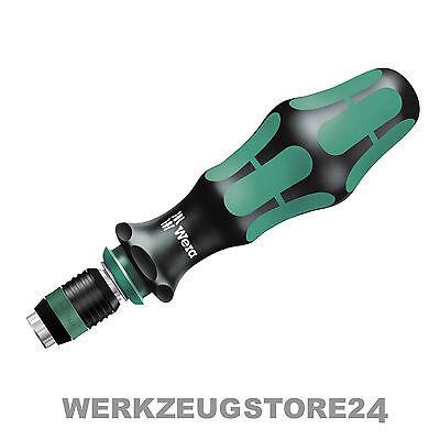 Wera 817 R Bits-Handhalter mit Rapidaptor Schnellwechselfutter - 051482