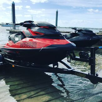 SEADOO RXPX 300 2016 A1 condition very low hours