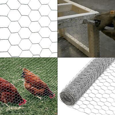 1 In. X 4 Ft. X 150 Ft. Galvanized Poultry Netting