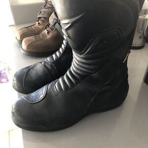 Alpine star racing/motorcycle boots