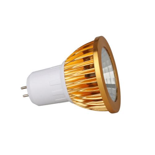 Dimmable Led Cob Spotlight E26 E27 Gu10 Gu5 3 Mr16 6w 9w: 9W To 15W COB LED Spotlight Bulb MR16 GU10 GU5.3 E27 E14