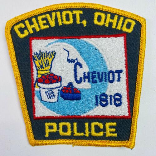 Cheviot Police Hamilton County Ohio OH Patch (B5)