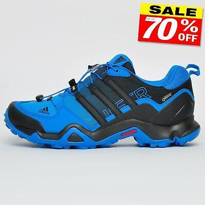 Adidas Terrex Swift R GTX Gore-Tex Mens Waterproof Walking Hiking Trail Shoes