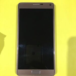Samsung Galaxy Note 4 with Otter Box  Cambridge Kitchener Area image 3