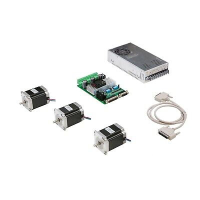 Us Free Ship3axis Nema23 Stepper Motor 270oz.in 4leads 3a Tb6560 Boardcnc Mill