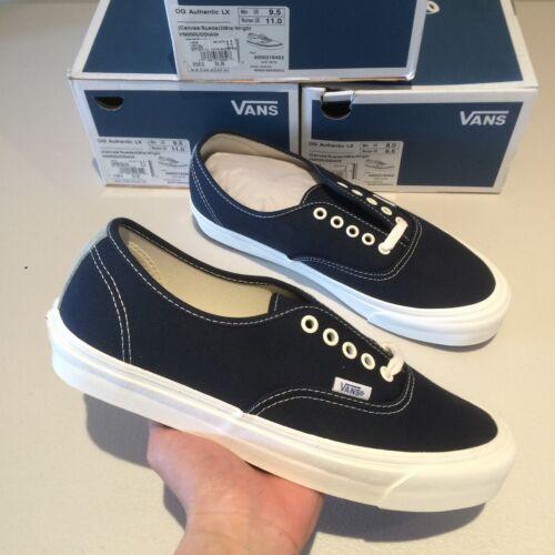 blue vans size 10