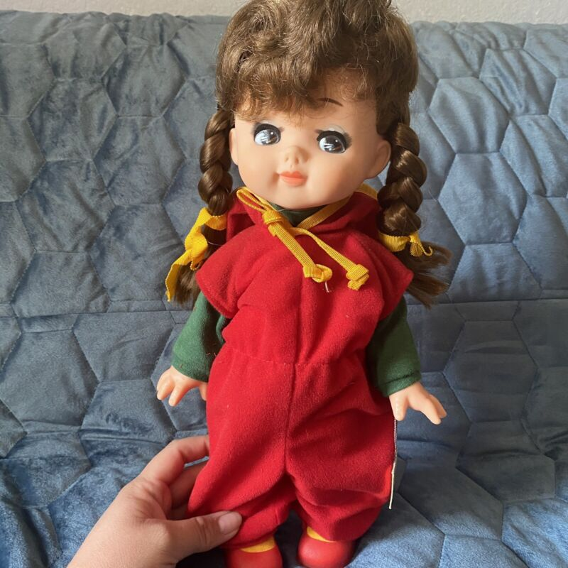 Vintage Oike ? Japan Chan Doll