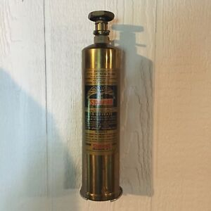 Antique Fire Extinguisher Brooklyn New York