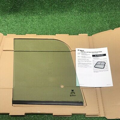 Oem New Bobcat S And T Series Left Hand Sliding Slider Replacement Window Glass