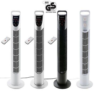 Turmventilator 40W Standventilator Säulenventilator Ventilator