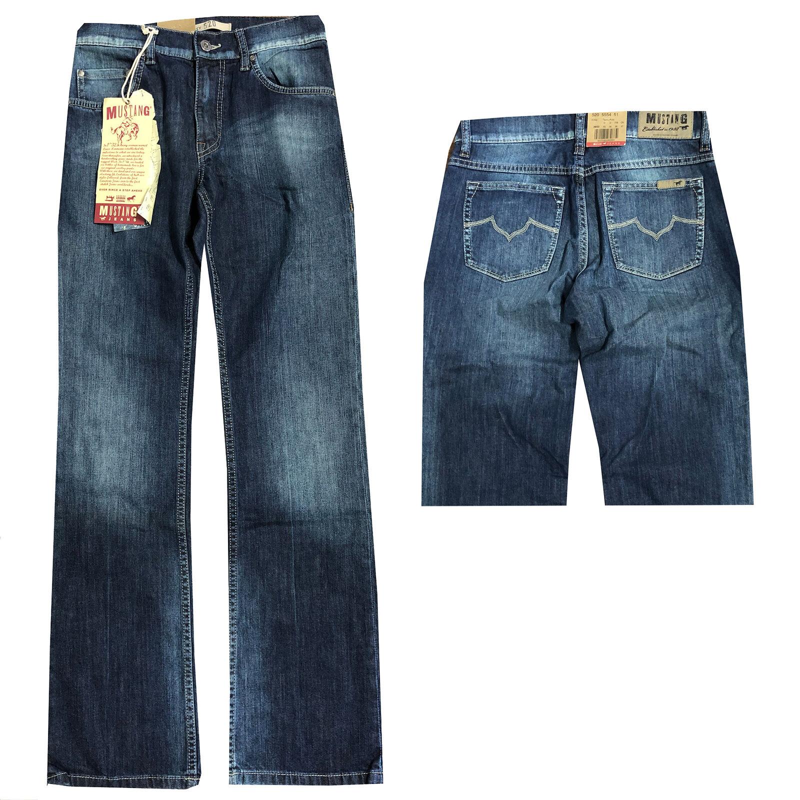 Mustang Sissy Damen Jeans Hose Regular Fit W27 - W29 Länge: L30 - L32 NEU