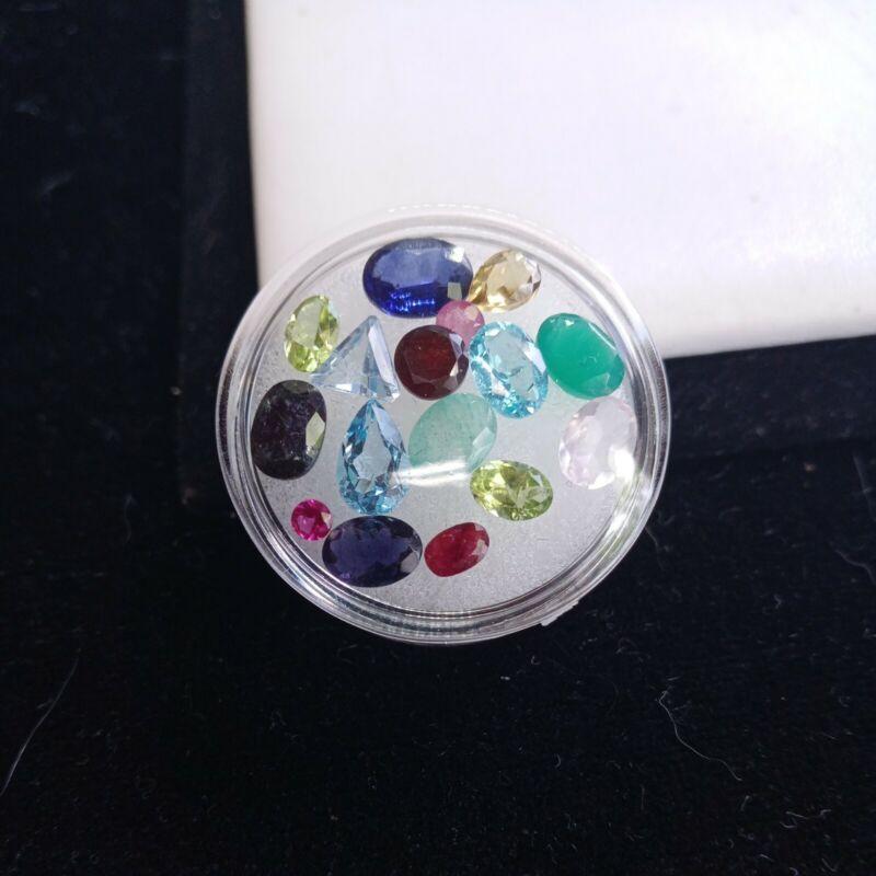 10.04cts Mixed Gemstones Parcel Lot #HH35