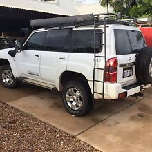 2012 Nissan Patrol Wagon Broome Broome City Preview