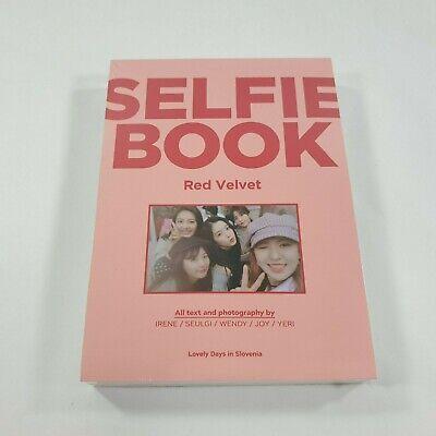 Red Velvet Selfie Book Lovely Days in Slovenia Official Original Goods K-POP