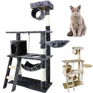 arbre pour chat gratter d 39 escalade m me construction hauteur de plafond. Black Bedroom Furniture Sets. Home Design Ideas
