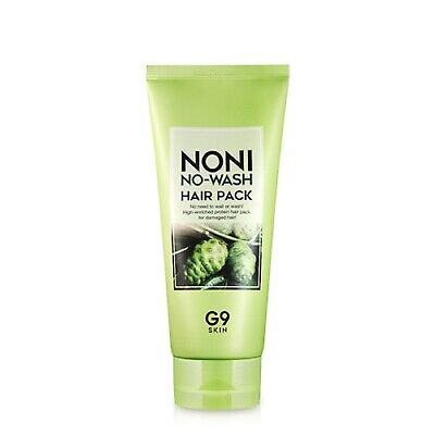 [G9SKIN] NONI NO WASH HAIR PACK 200g - Korea Cosmetic