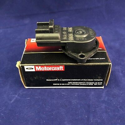 Motorcraft Throttle Position Sensor (New Ford OEM Motorcraft Throttle Position Sensor DY871 YS4Z-9B989-BB)