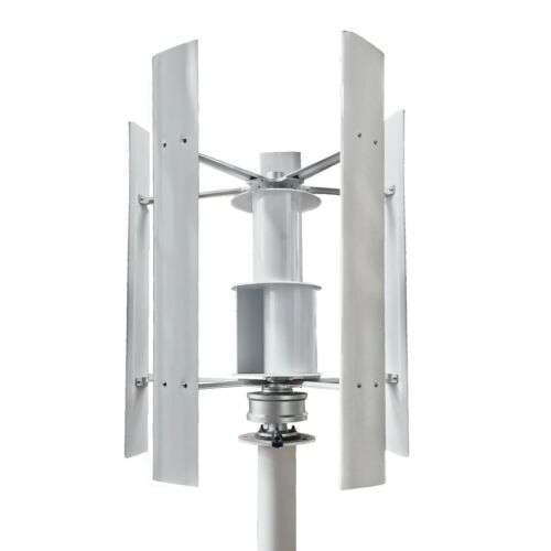 Tumo-Int 600W Vertical Wind Turbine Generator kits with ChargeController(24/48V)