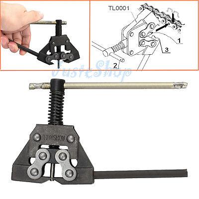 Motorcycle Chain Cutter Breaker Tool Bike ATV Fit 415 420 428 520 530 Heavy Duty ()