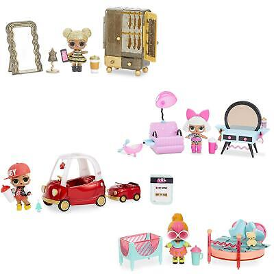 LOL Surprise Furniture & Doll With 10+ Surprises