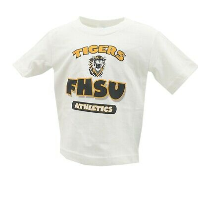 Fort Hays State FHSU Tigers Official NCAA Apparel Infant Toddler Size (Hays State Tigers)