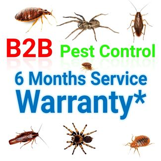 PEST management from $79 with service warranties