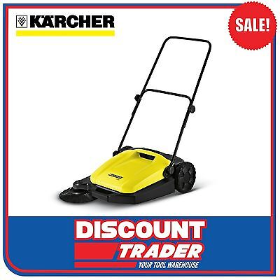 Karcher Outdoor Push Sweeper S 500 S 550 - 1.766-205.0