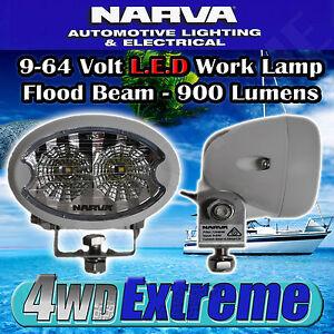 NARVA-72446W-NEW-MARINE-LED-WORKLIGHT-WORK-LIGHT-FLOOD-BEAM-9-64V-WATERPROOF