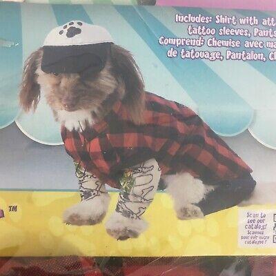 Rubies Pet Shop Dog Costume HIPSTER Large Beagle Cocker Spaniel Corgi NEW](Corgi Dog Costumes)