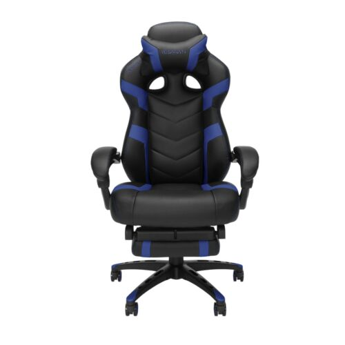 RESPAWN 110 Pro Racing Style Gaming Chair, Reclining Ergonomic Chair with Built